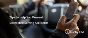 Distracted Driving Attorney in PA
