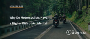 Why do Motorcyclists have a Higher Risk of Accident