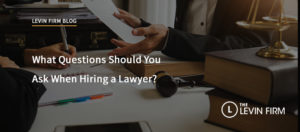 Personal Injury Attorney in PA