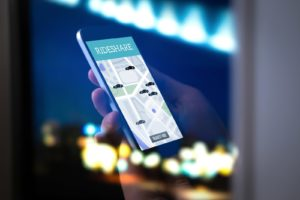 Rideshare Accident Lawyer
