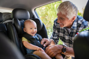 PA Car Seat Injury Lawyers