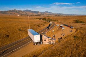 Jackknifing Truck Accidents